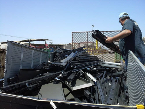 San Diego Scrap Metal Recycling